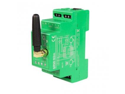 SRW-02m | Wi-Fi modul pro ovládání 2 rolet a žaluzií, SUPLA
