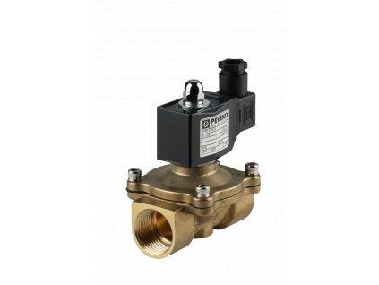 MVPE A | Elektromagnetický ventil na vodu, vzduch a jiné kapaliny, 7 bar, NC, EPDM