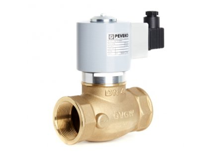 EVPE | Přímo ovládaný ventil, DN 5 ÷ DN 40, až 800 kPa, NC, (BIOPLYN)