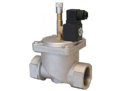 EVHNC - Havarijní plynový ventil, DN 15 ÷ DN 50, NC, 600 kPa, závit