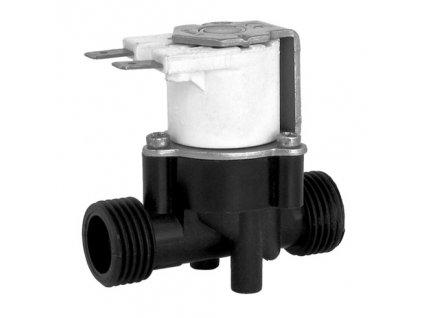 MVPE 2 | Dvoucestný elektromagnetický ventil na vodu, 0,5 až 10 bar, 4 W