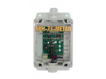 SPH-71 | Externí snímač hořlavých plynů