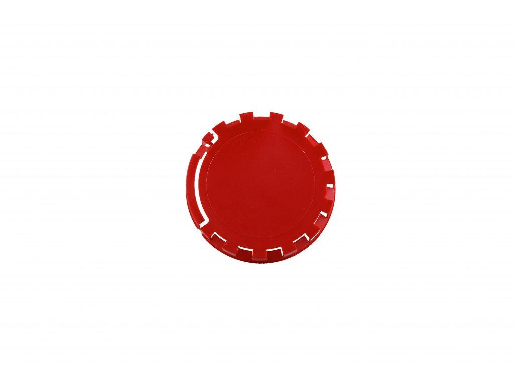 KEG víčko barva č.9 červená