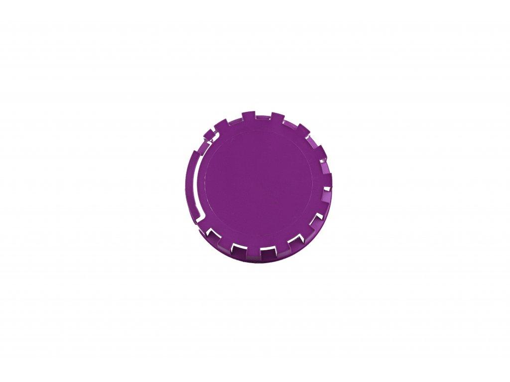 KEG víčko barva č.14 fialová