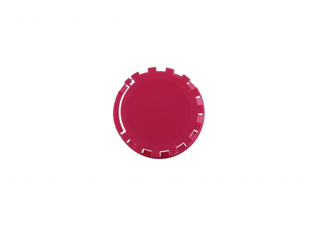 KEG víčko barva č.13 malinová