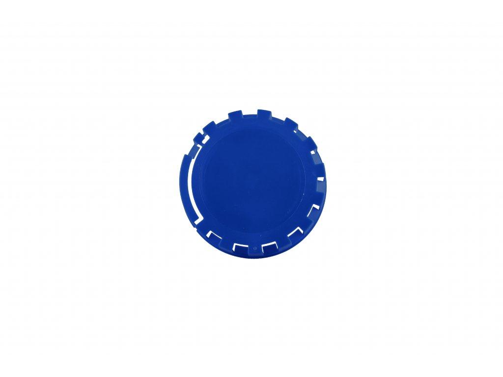 KEG víčko barva č.27 modrá