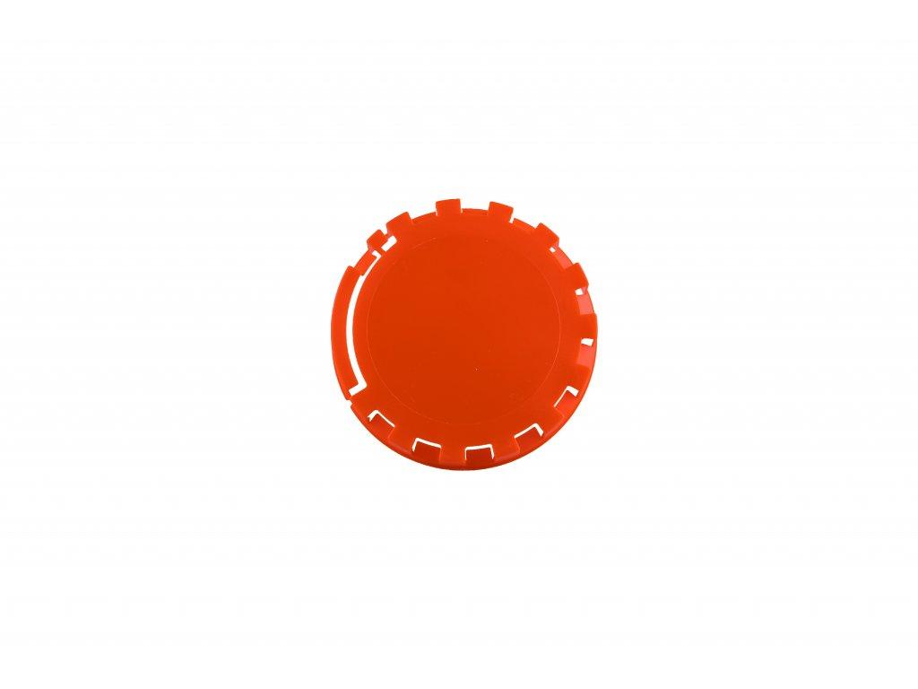 KEG víčko barva č.8 oranžová