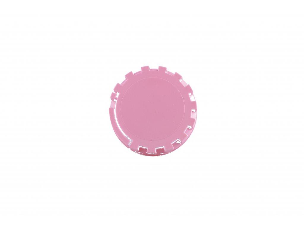 KEG víčko barva č.11 růřová
