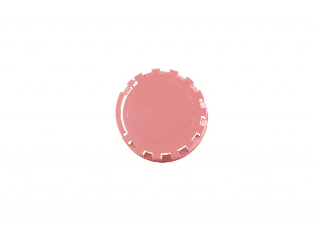 KEG víčko barva č.12 starorůžová