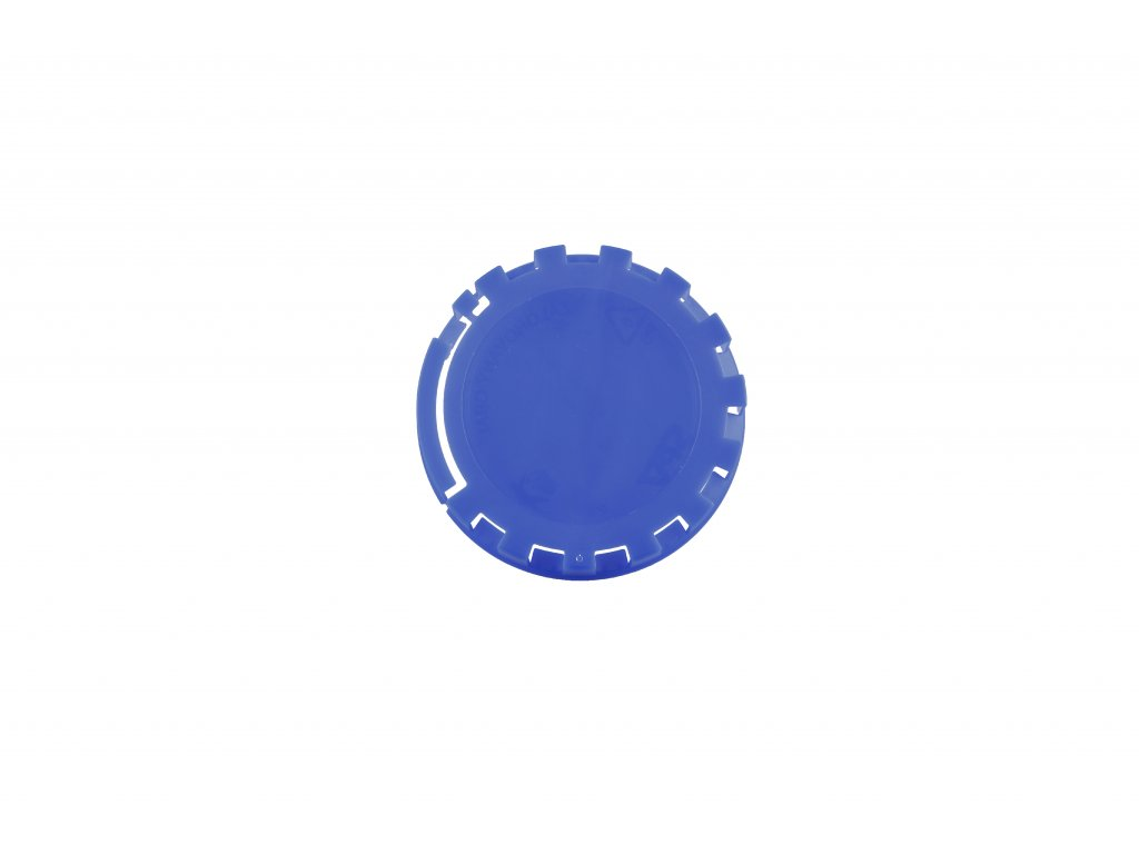 KEG víčko barva č.26 světle modrá