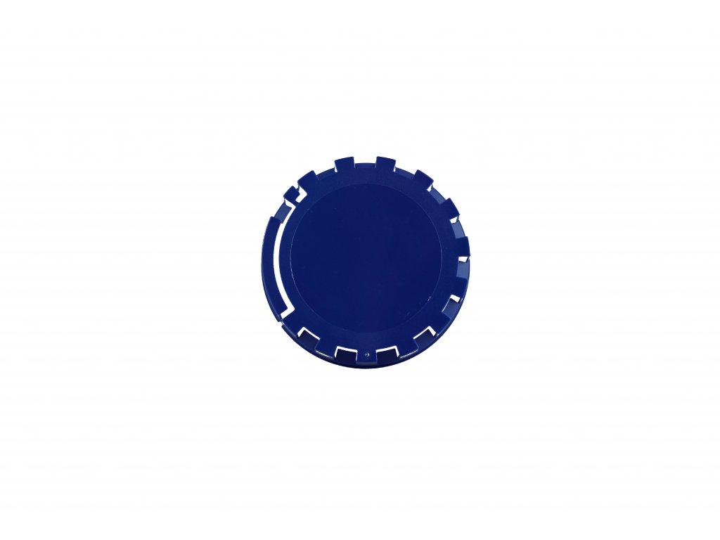 KEG víčko barva č.28 tmavě modrá