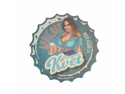 Annie Ray pivni tacek