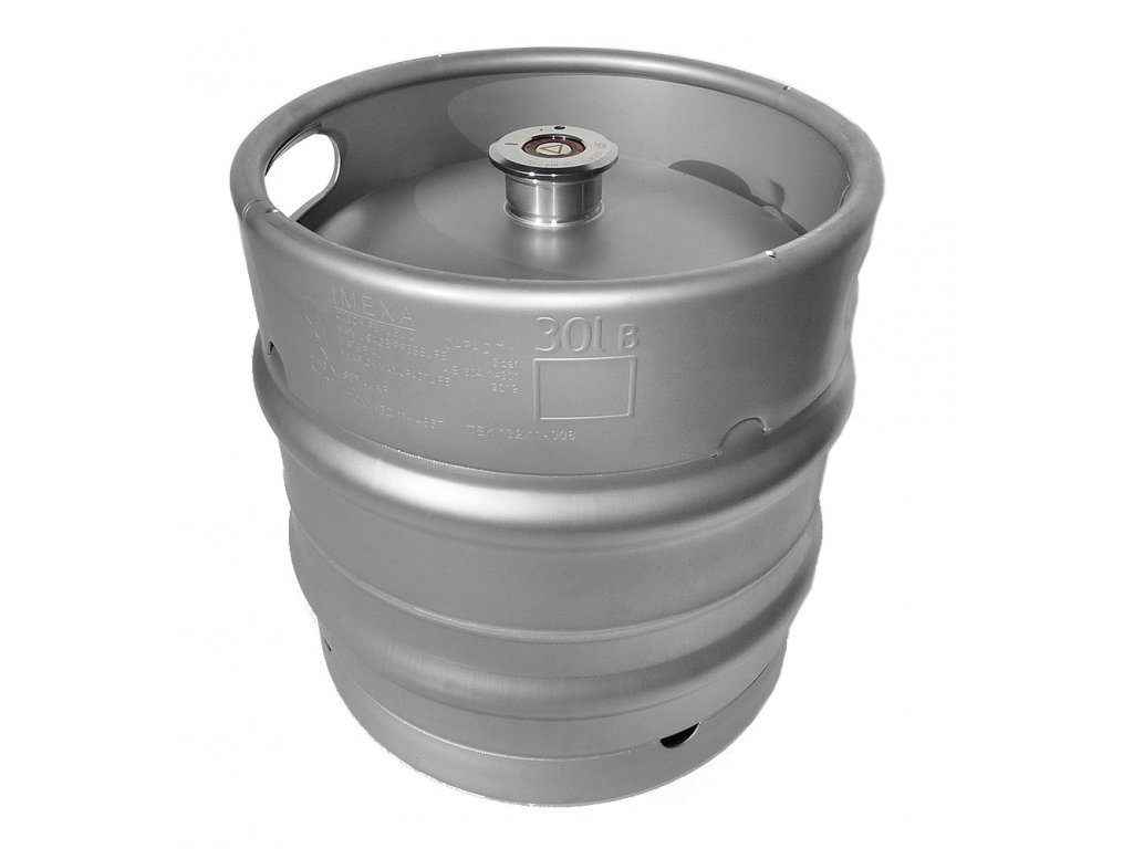 Polotmavý ležák 14° - KEG SUD (20, 30, 50 litrů)