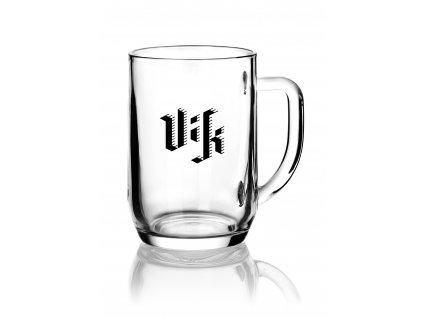 Pivní sklenice s logem 500 ml