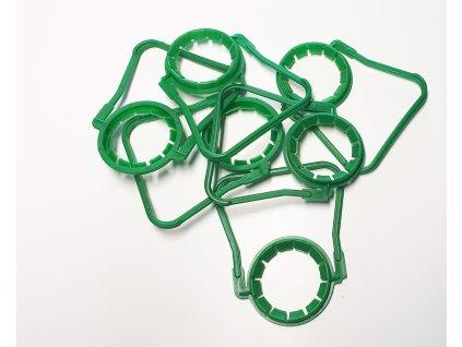 drzaky zelene