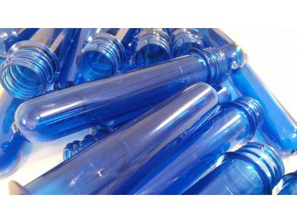 Preformy modré (28 mm) - 100 ks