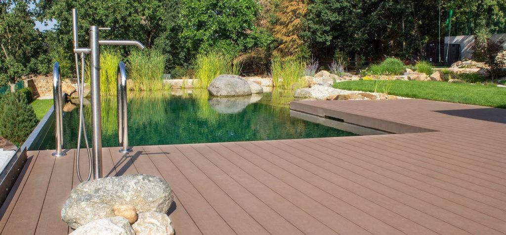 Dřevoplastová WPC terasa, montáž zvládne šikovný kutil sám