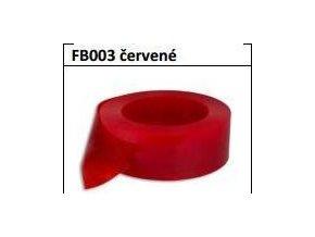 PVC protiprůvanové lamelové clony barevné FB002 š.200 tl.2mm