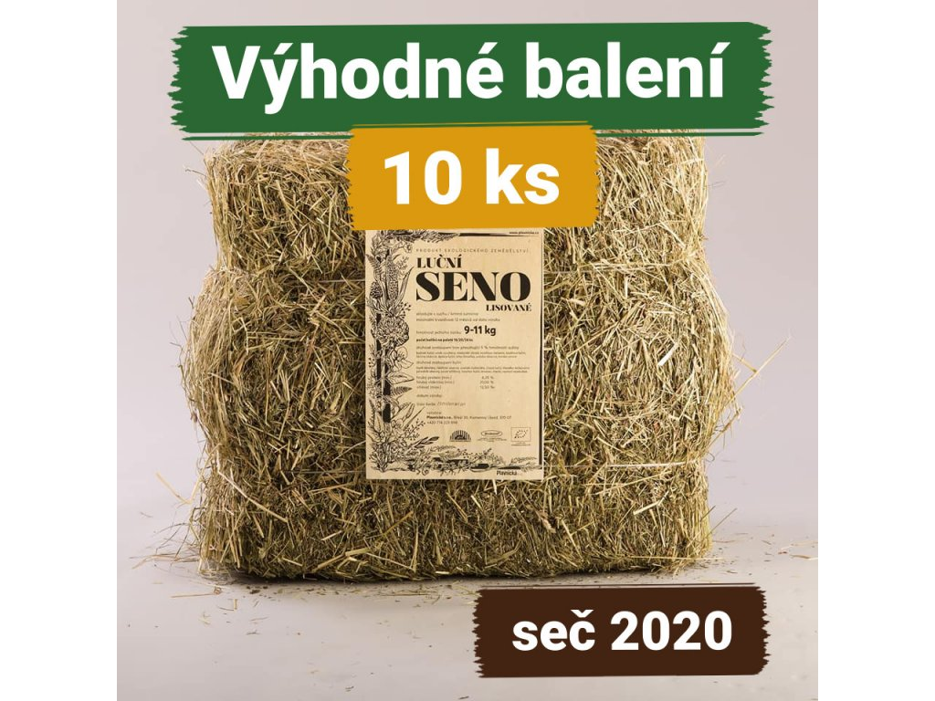 baliky sena vyhodne baleni 10 ks 2020