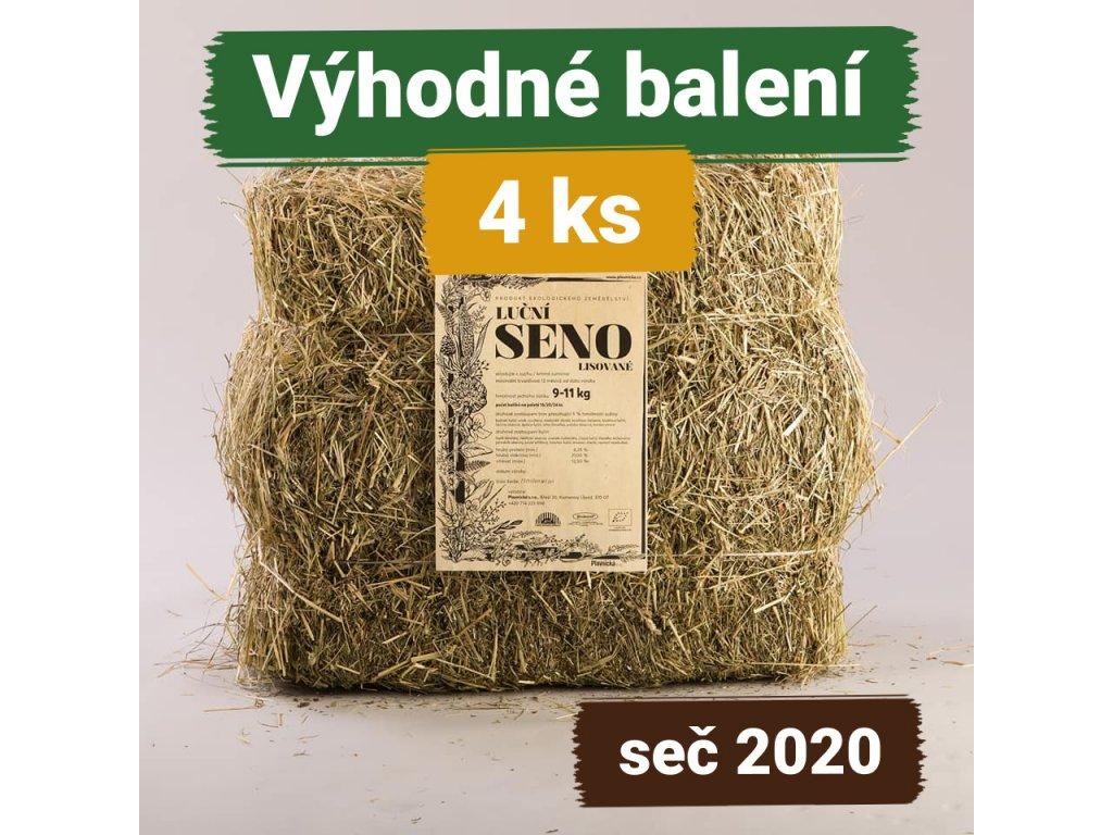 baliky sena vyhodne baleni 4 ks 2020