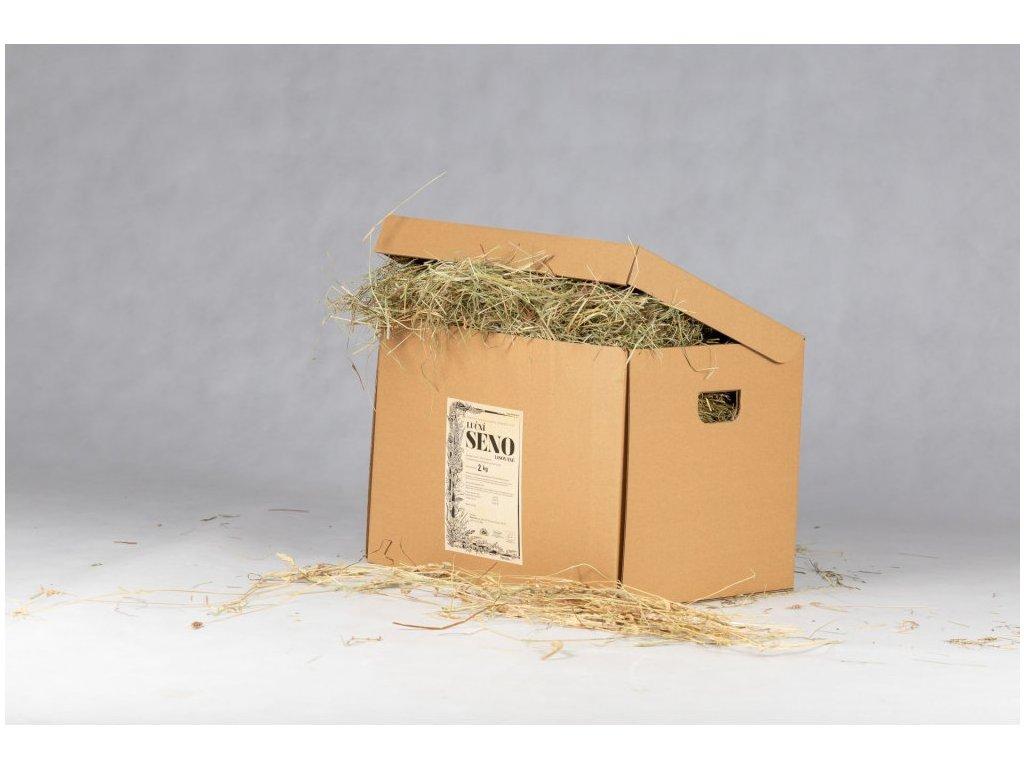 bios seno krabice plavnicka 2 kg otava