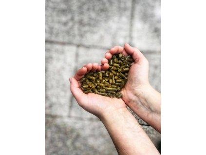 senne granule krmivo pro hlodavce