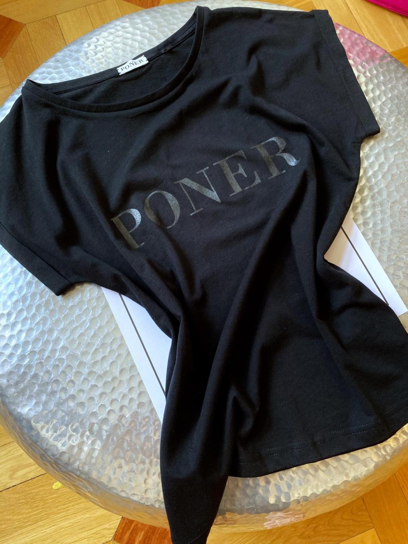 Bavlněné tričko ACRIS, PONER