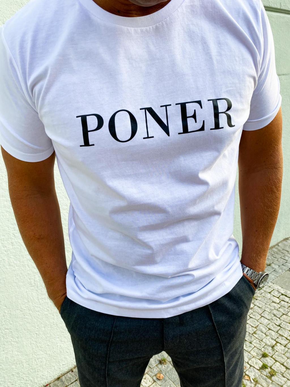 Pánské tričko MARTAGON, PONER