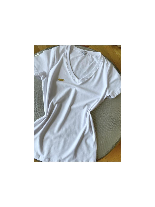 Tričko EXIMIA - bílé, PONER