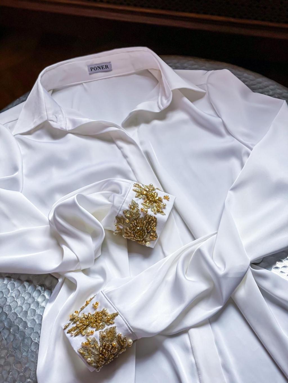 Vyšívaná košile REX, PONER