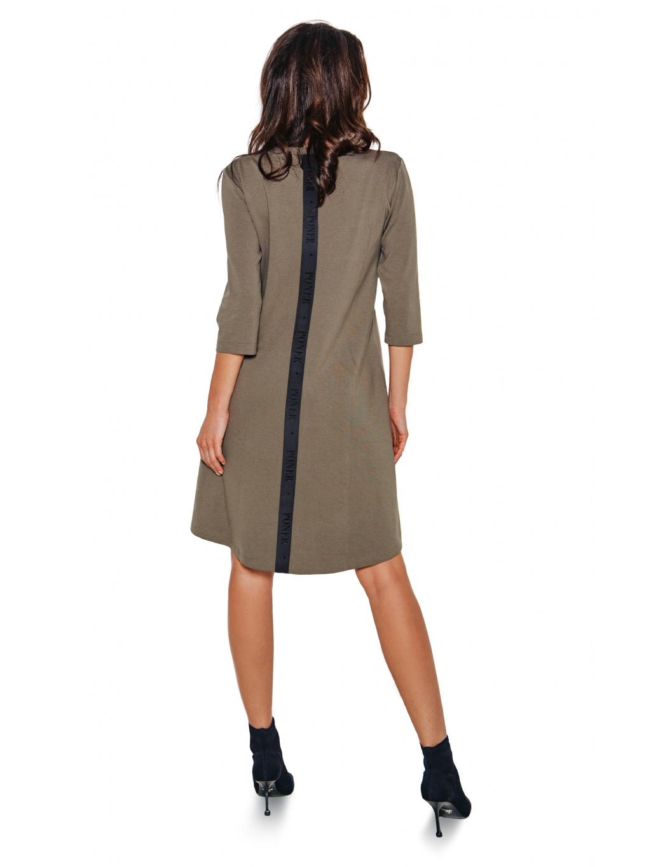 Šaty s prodlouženým rukávem BISTORTA, PONER