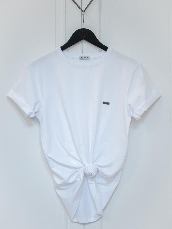 Bavlněné tričko ROWELLI, PONER