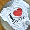Tričko I LOVE PONER