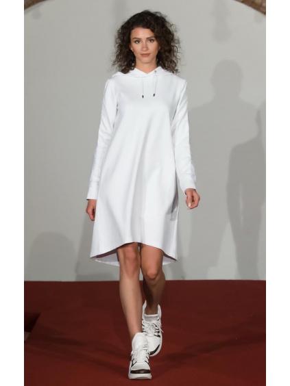 Mikinové šaty GLABRA, PONER