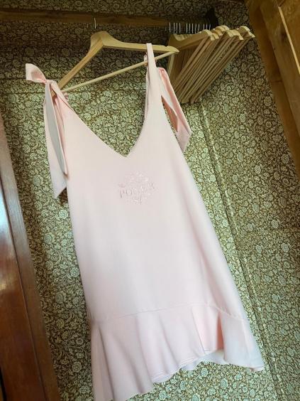 Šaty na zavazování ELIS
