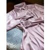 Vyšívaná košile - pink