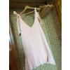 Šaty se zavazovacími ramínky
