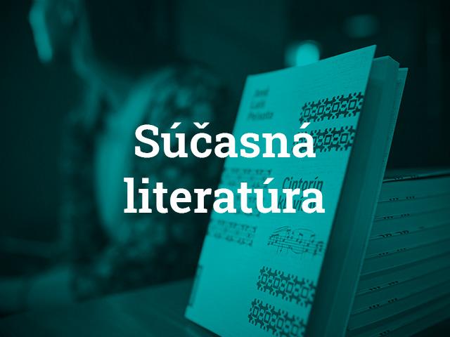 Súčasná literatúra