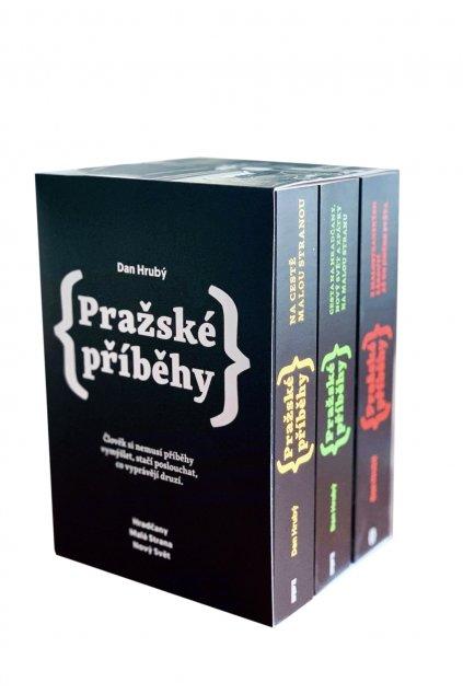 Pražské příběhy box