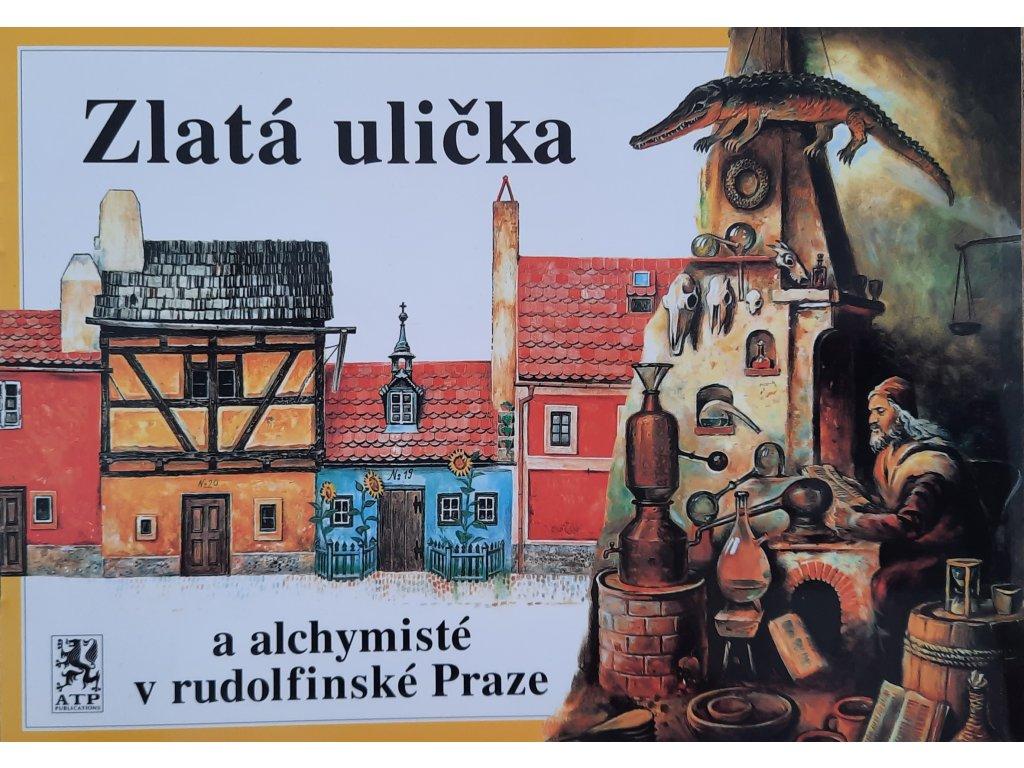 O Praze pro děti: Zlatá ulička