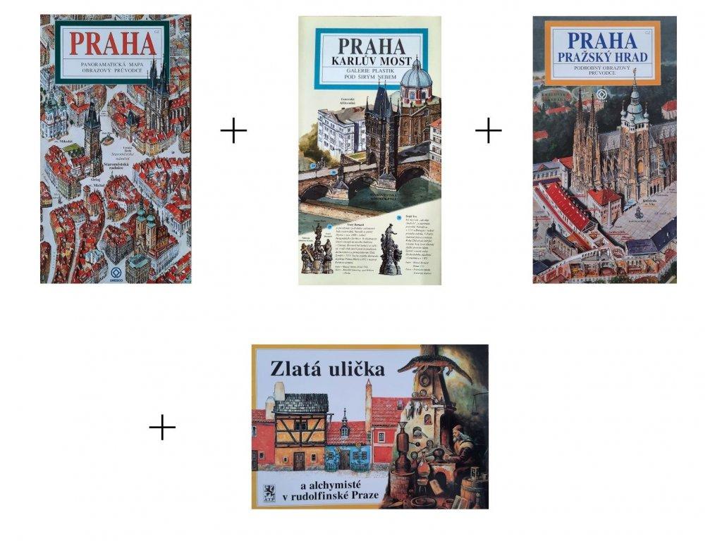 O Praze pro děti: nejkrásnější mapa Prahy pro děti