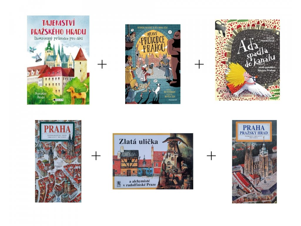 O Praze pro děti: Výlet do Prahy s dětmi od 6 let