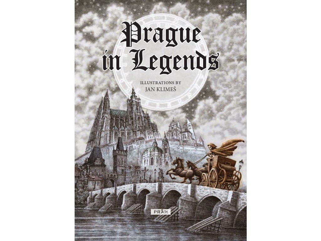 About Prague for kids: Prague in legends