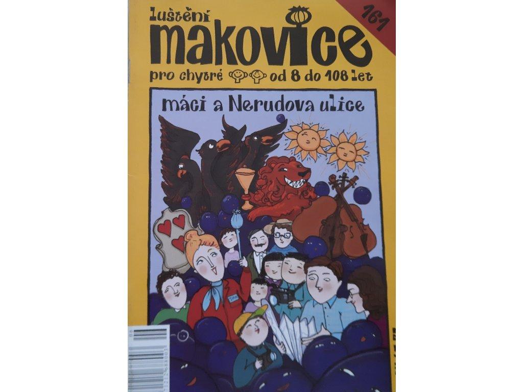 O Praze pro děti: Makovice - Nerudova ulice