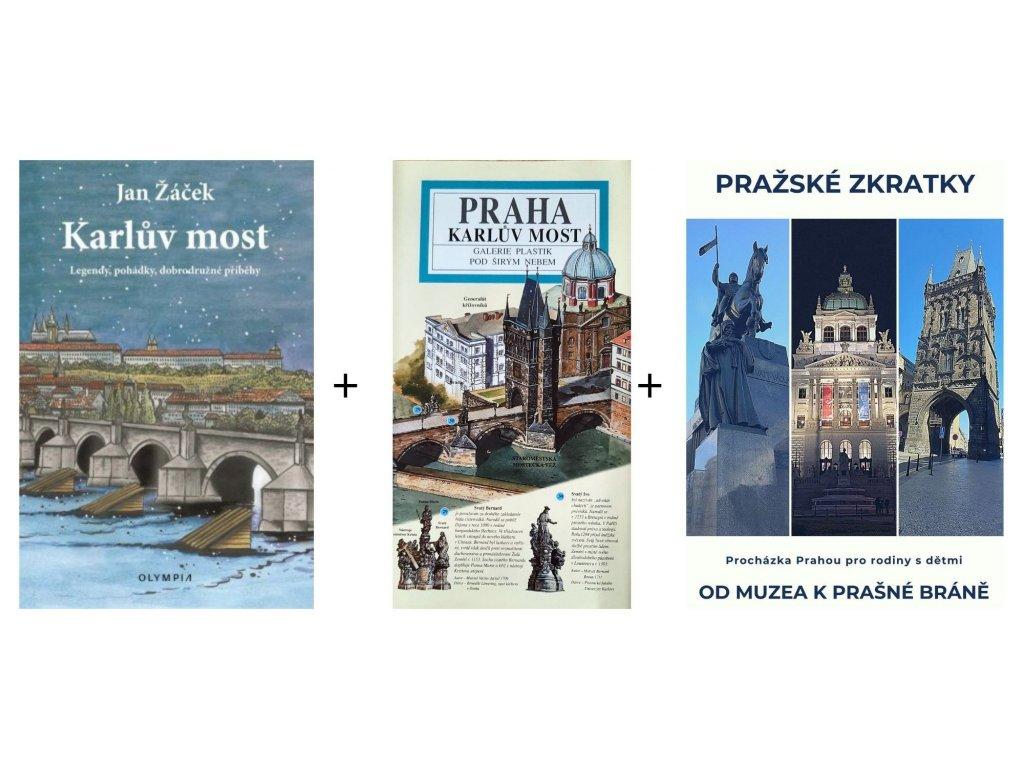 O Praze pro děti: Karlův most a centrum Prahy