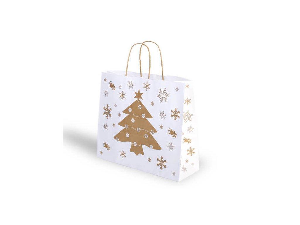 O Praze pro děti: vánoční dárková taška velká