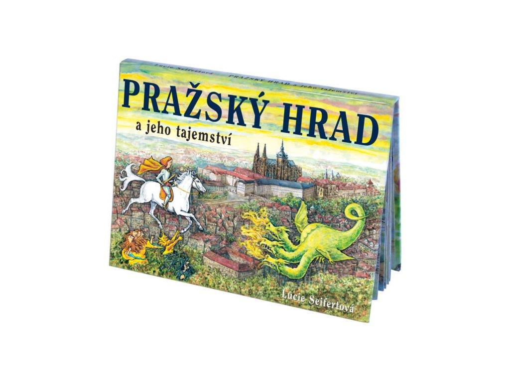 O Praze pro děti: Pražský hrad a jeho tajemství