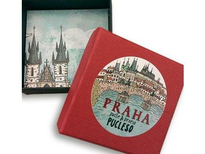 O Praze pro děti: Pucleso Praha