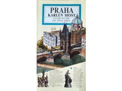 O Praze pro děti: Mapa Karlův most, Karlův most s dětmi