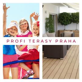Profi terasy Praha